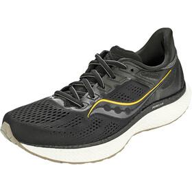 saucony Hurricane 23 Shoes Men, black/vizigold